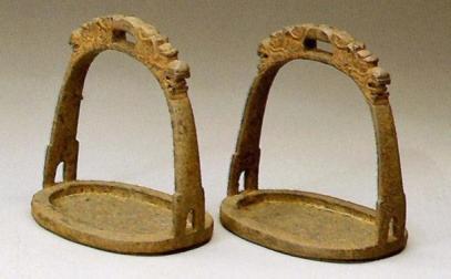 Ancient stirrups