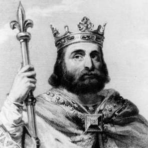 Pepin, king of the Franks (751-768)