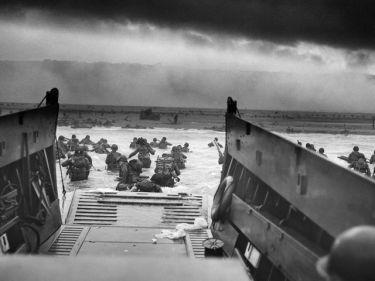 D-Day Landings (1944) ramp