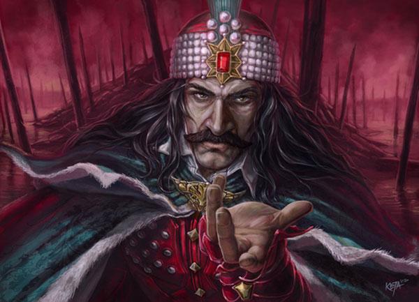 Prince Vlad III the Impaler of Walachia