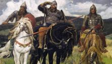 Slavic horsemen