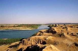 Tigris River, Mesopotamia