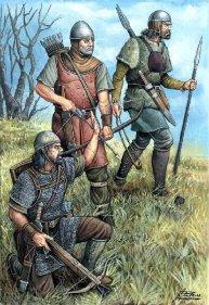 Catalan Company (Almogavar) mercenaries