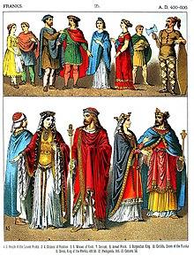 The Frankish people
