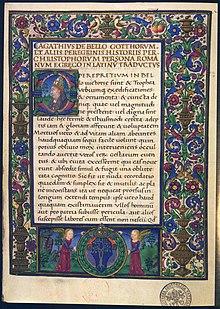 Histories of Agathias