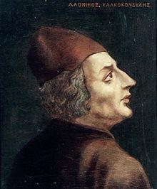 Laonikos Chalkokondyles (1430-1470)