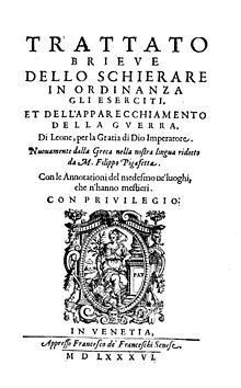 Tactica of Emperor Leo VI