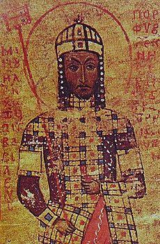 Emperor Manuel I Komnenos (r. 1143-1180)