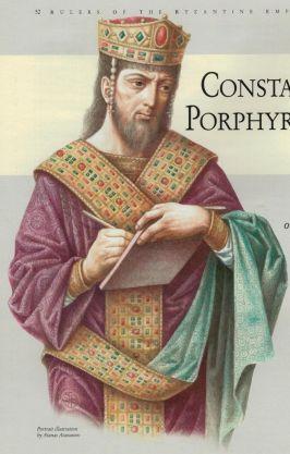 Emperor Constantine VII Porphyrogennetos (r. 913-920/ 945-959)