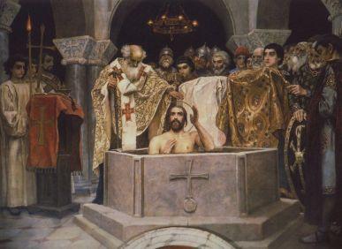 Baptism of Prince Vladimir
