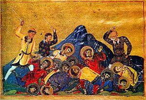 Byzantine-Bulgarian Wars