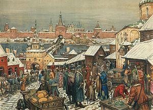 Medieval Rus state of Novgorod