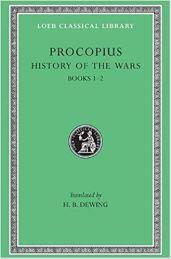 Wars by Procopius
