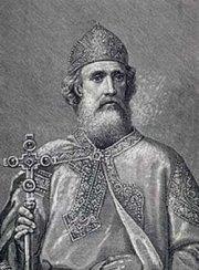 Prince Vladimir the Great of Kiev (r. 980-1015)