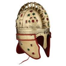 Late Roman/ Early Byzantine ridge helmet