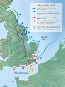Norman Conquest of England, 1066