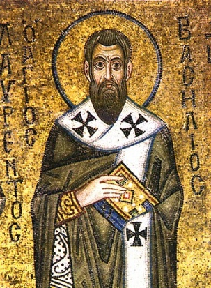 Byzantine Church leader look sample