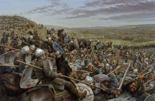 Battle of Hastings, 1066, Norman conquest of England