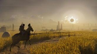 Egyptian wheat farms, Assassin's Creed Origins
