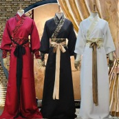 Tang Dynasty male outfits
