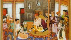 Brahmans in the Mughal court