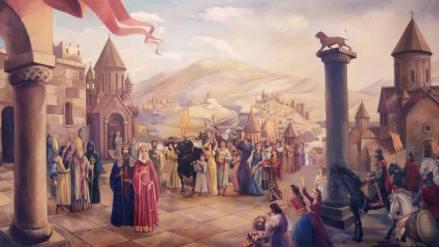 Armenia in the Byzantine era