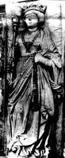 Tomb of Empress Bertha-Eirene of Sulzbach