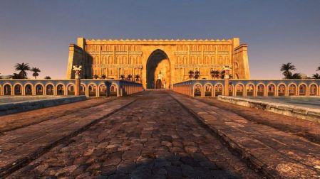 Persian Palace at Ctesiphon
