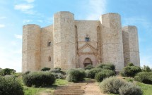 Norman castle in Southern Italy