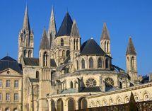 Norman style Romanesque church
