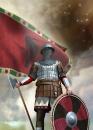 A Varangian Guard (Rus and Scandinavian mercenaries)