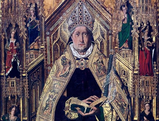 Latin bishop look sample