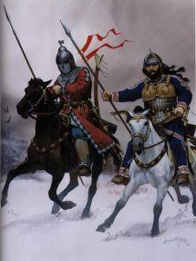 Avar cavalry