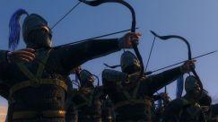Sassanid archers