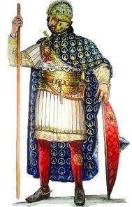 Byzantine (East Roman) Magister Militum
