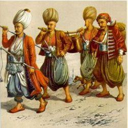 Ottoman Janissaries, 15th century