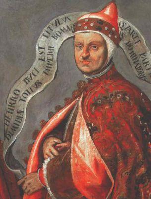 Enrico Danadolo, Doge of Venice during the 4th Crusade