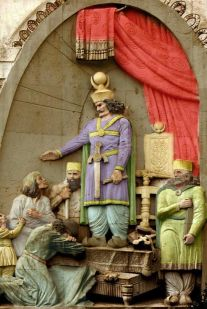 Chosroes II, Sassanid Persian Shah (591-628)