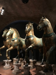4 Bronze Horses of Venice from the 4th Crusade