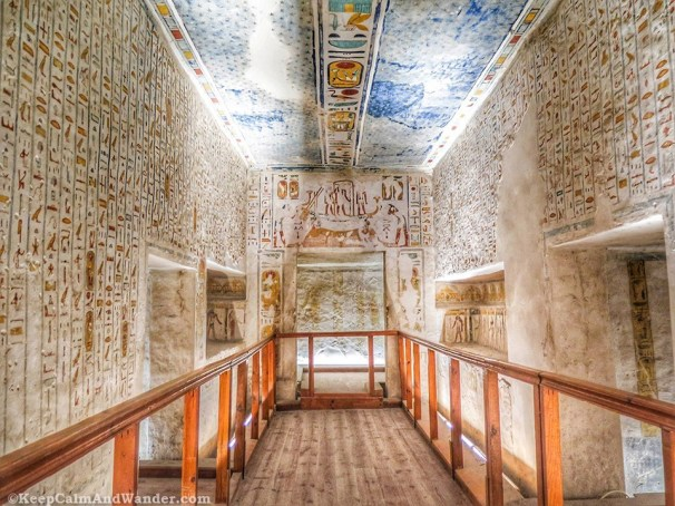 King-Rameses-IV-Tomb-Valley-of-the-Kings-Luxor-6
