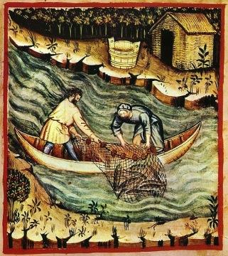 Fishing in Medieval Scandinavia