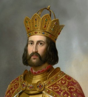 Holy Roman Emperor Otto I the Great (r. 962-973)