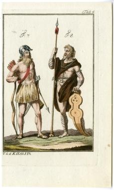 Heruli warriors