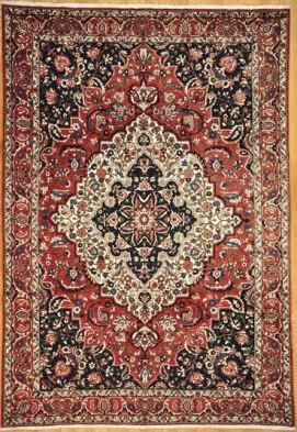 Persian carpet design