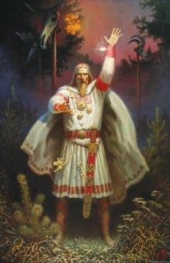 Perun, Slavic god of lightning