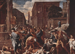 Plague of Justinian in Constantinople