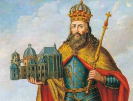 Charlemagne, Holy Roman Emperor (800-814)