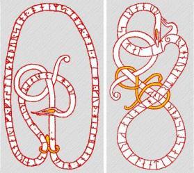 Varangian runic inscriptions in Scandinavia