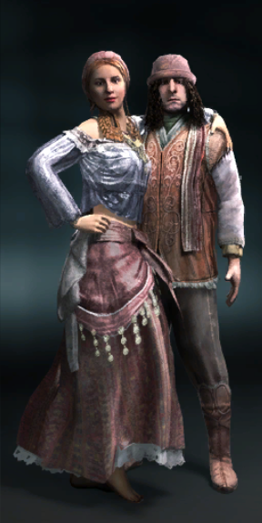 Romanies in Assassin's Creed Revelations