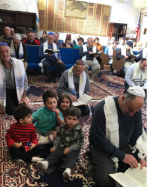 Present day Karaite Jews